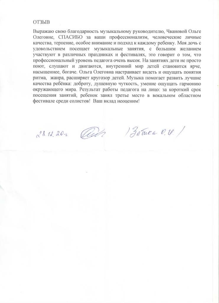 Чванова 28.12.2020