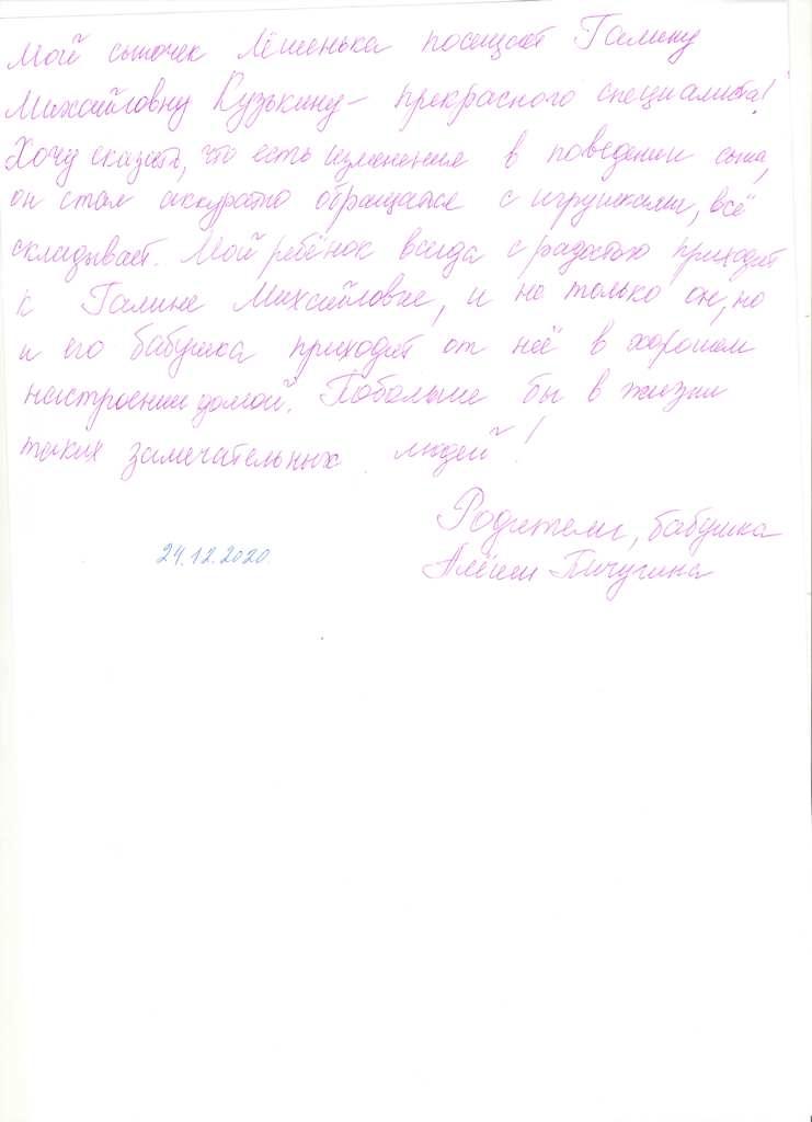 Кузькина 25.12.2020
