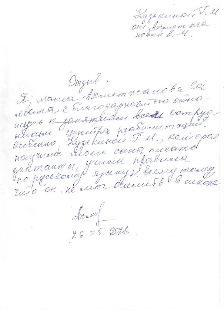 Кузькина 25.05.2021