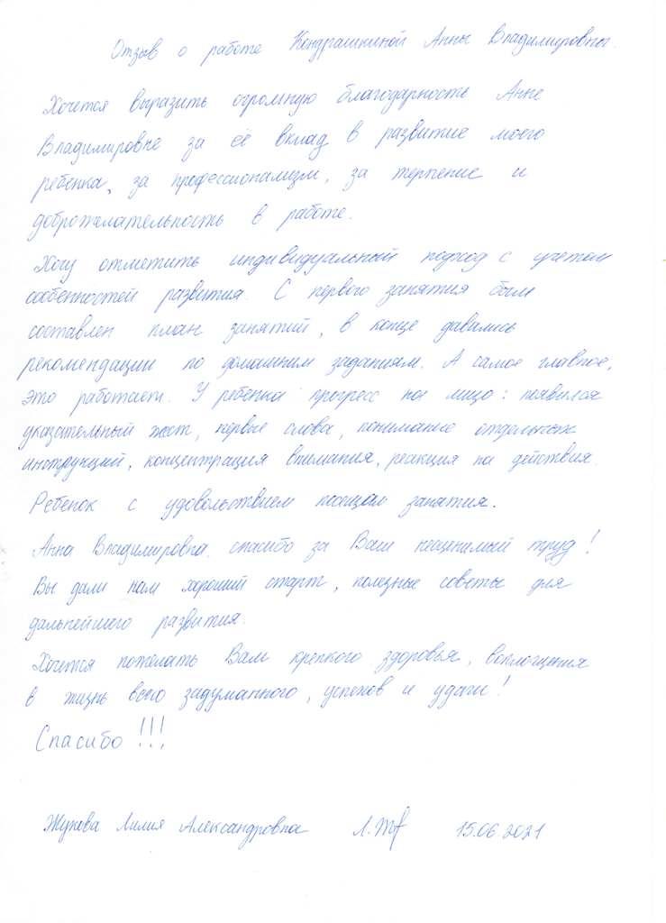 Кондрашкина 15.06.2021