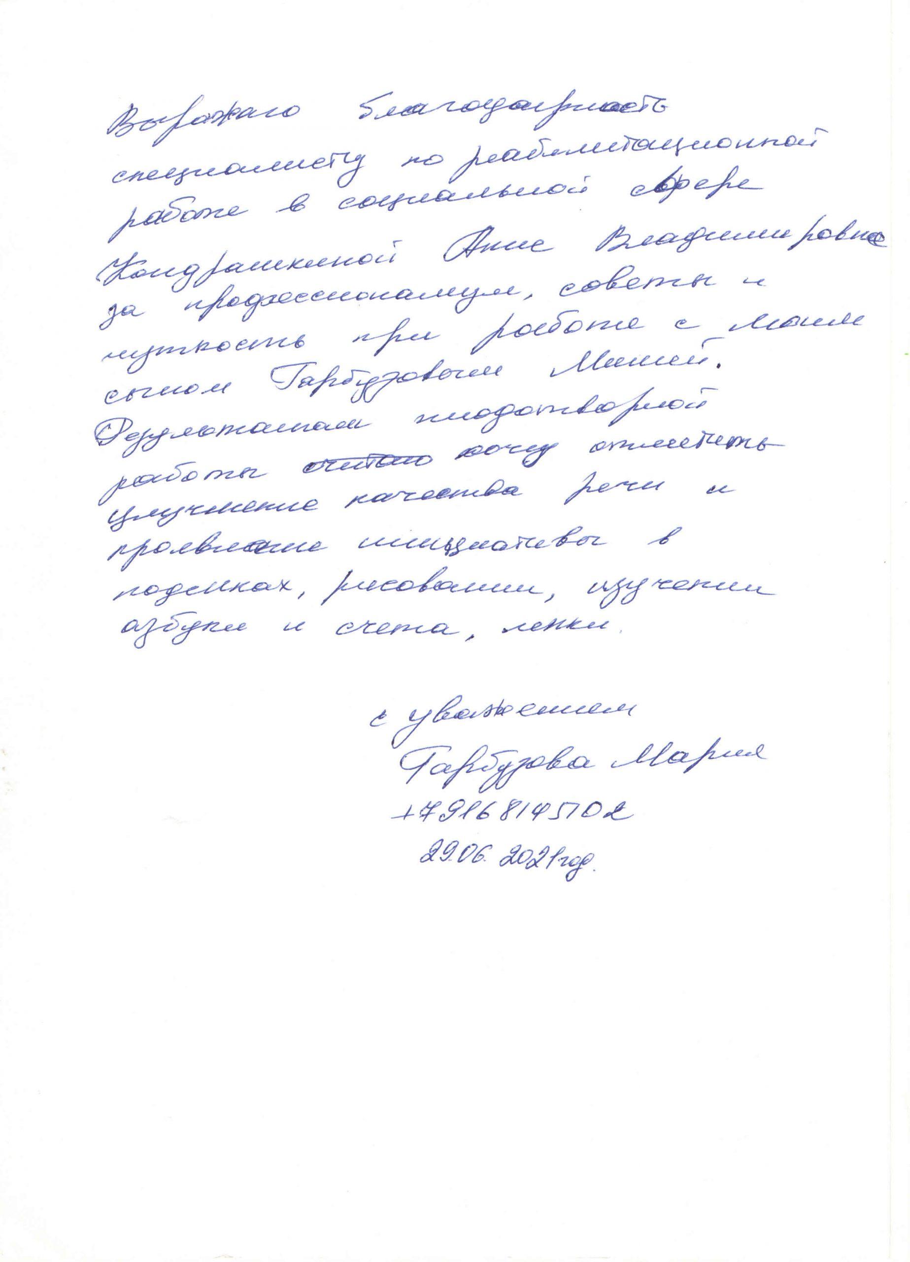 Кондрашкина 29.06.2021